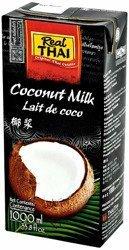 12 x Mleko kokosowe 85% Real Thai 1L