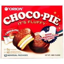 Ciasteczka Choco Pie oryginalne 468g Orion