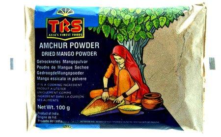 Amchur, suszone mango w proszku 100g  - TRS
