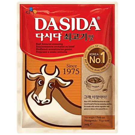 Bulion wołowy Dasida 300g CJ