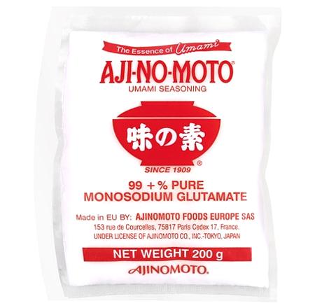 Glutaminian sodu, Aji-no-Moto MSG 200g - Ajinomoto