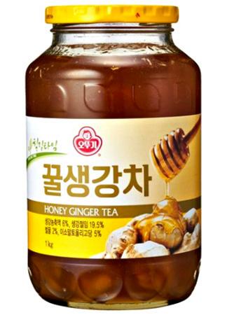 Herbata z imbirem i miodem 1kg