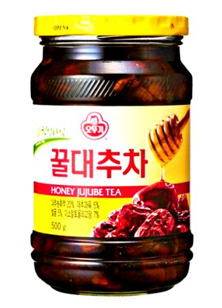 Herbata z jujube i miodem 500g