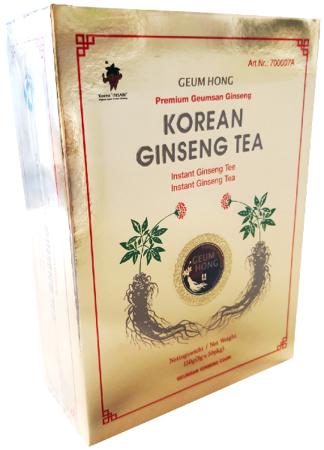 Herbatka z żeń-szeniem instant 150g Geum Hong