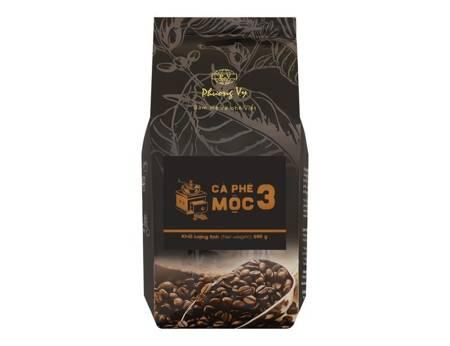 Kawa ziarnista Ca Phe Moc 3, 500g - Phuong Vy