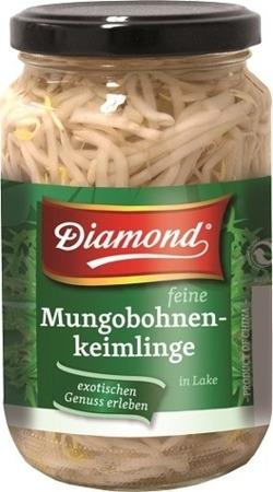 Kiełki fasoli Mung 330g Diamond