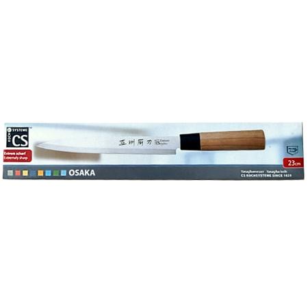 Nóż OSAKA Yanagi-ba do ryb i sushi 23cm - CSS
