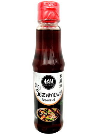 Olej sezamowy 150ml Asia Kitchen