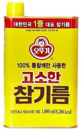 Olej sezamowy 1l Ottogi