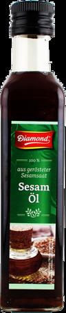 Olej sezamowy 250ml Diamond