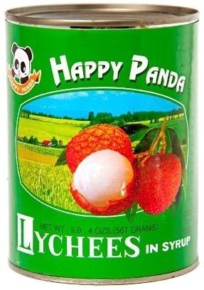 Owoce lychee w lekkim syropie 567g