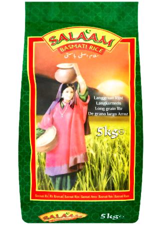 Ryż biały Basmati 5kg Salaam