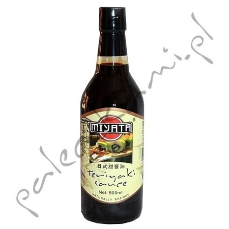 Sos Teriyaki 500ml Miyata
