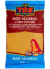 Hot Madras Curry, ostre 400g - TRS