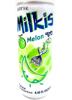 Milkis - mleczny napój gazowany o smaku melona z witaminami 250ml Lotte