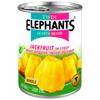 Żółty jackfruit w słodkiej zalewie 565g Twin Elephants